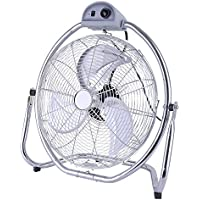 Optimus F-4208 20 Industrial Grade Oscillating High Velocity Fan