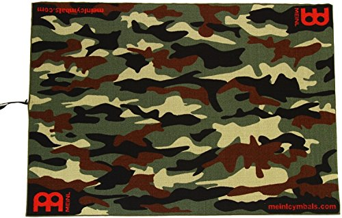 Meinl Cymbals MDR-C1 Drum Rug, Camouflage Design