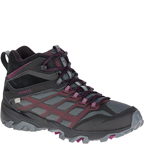 Merrell Moab Fst Is Plus Termo Womens Promenadskor Svart