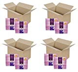 Poise Incontinence Overnight Pads, Ultimate Absorbency, Long, qGDbbp 4 Pack (90 Count)