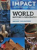 Impact California Social Studies World History & Geography Ancient Civilizations Grade 6