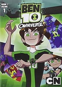 """Afficher """"Ben 10 n° 1 Ben 10 - Saison 1 - Volume 1"""""""