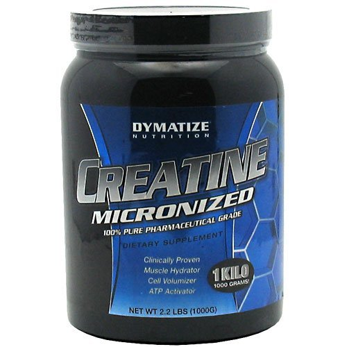 Dymatize 100% Pure Pharmaceutical Grade Creatine, 2.2 lbs