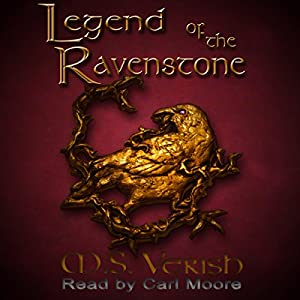 Legend of the Ravenstone Audiobook