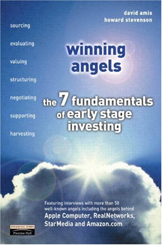 Download Winning Angels: The 7 Fundamentals of Early Stage Investing Pdf