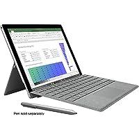 Microsoft Surface Pro 4 - 12.3 - 128GB - Intel Core m3 - Bundle with Keyboard ,Silver