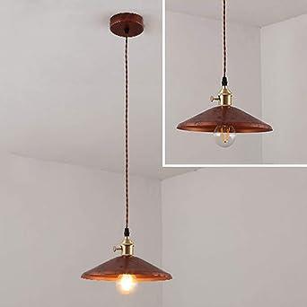 sala de estar dormitorio Crear jaula de hierro estilo r/ústico Retro industrial ventilador de techo luz 52 pulgadas 5 luces E27 l/ámpara para restaurante