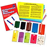 ETA hand2mind Mathematics Made Meaningful with Wood Cuisenaire Rods