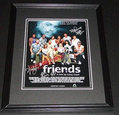 Terrell Owens 8x10 Photo (Dysfunctional Friends Cast Signed Framed 8x10 Photo Poster Terrell Owens + 8)
