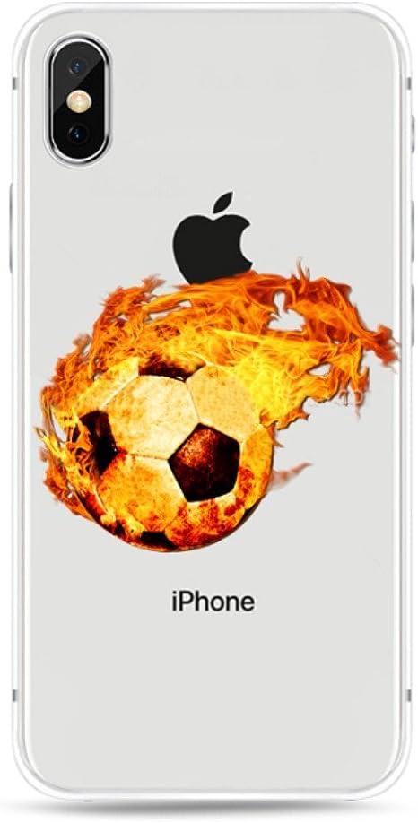Protection Fine de Football pour téléphone MYCASEFC Coque Foot ...
