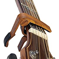 Rinastore 6-String Acoustic & Electric Guitar Capo-...