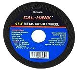4-1/2'' Metal Cut-Off Wheel, 25 Pack