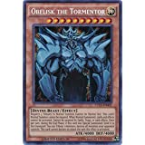 Yu-Gi-Oh! - Obelisk the Tormentor (CT13-EN002) - 2016 Mega-Tins - Limited Edition - Secret Rare by Yu-Gi-Oh!