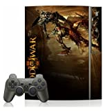 God of War 3 III Game Skin for Sony Playstation 3