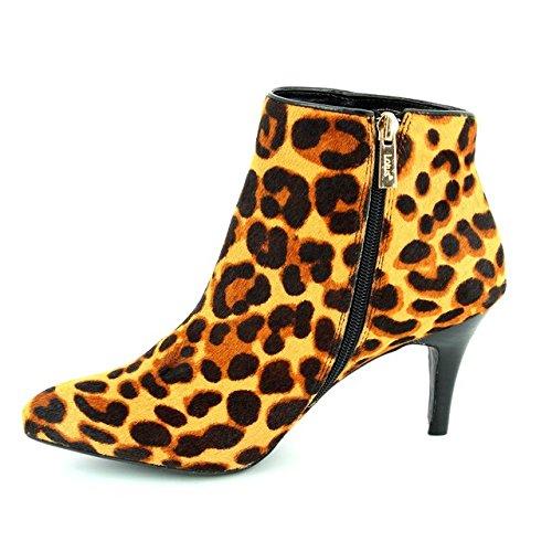 Lotus Bluma Lep leopardo Womens Tobillo Botas n / a