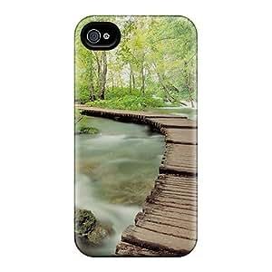 Premium KEDnhBc1401DXSMn Case With Scratch-resistant/ Beautiful Case Cover For Iphone 4/4s