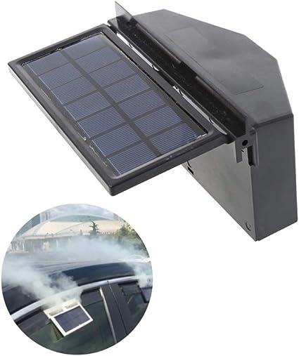 Yuwen Ventilador de la ventanilla del Coche de la energía Solar ...