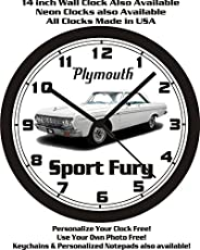 plymouth sport fury resource learn about share and discuss 1970 Chevrolet Impala Interior 1964 plymouth sport fury wall clock free usa ship