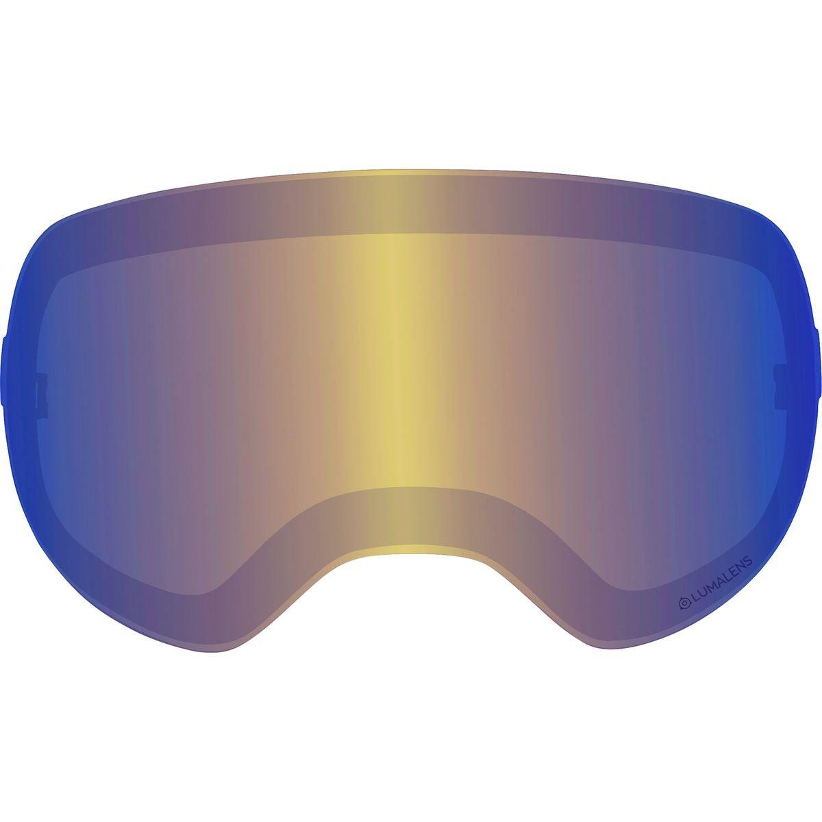 ドラゴンx2s交換用レンズ B076QFX8DJ  X2S / Flash Blue Luma 51% VLT