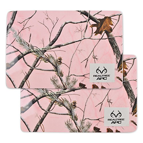 DII, Real Tree Trivet, Melamine, Set of 2, 9x6