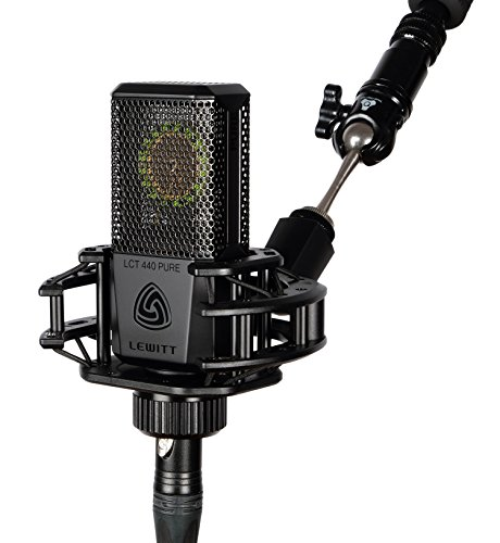 Lewitt LCT-440-PURE Large Diaphragm Condenser Microphone by Lewitt (Image #3)