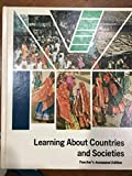 img - for Learning About Countries and Societies (Exploring the Social Sciences) book / textbook / text book