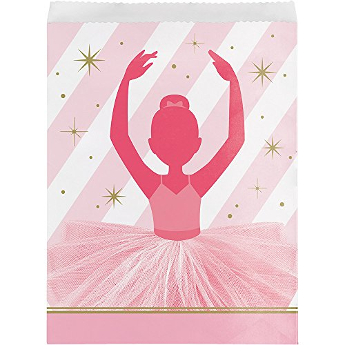(Creative Converting 324443 120-Count Large Paper Treat Bags Twinkle)