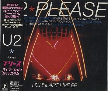 Please - Popheart Live EP [Japan] Live, Import, Single
