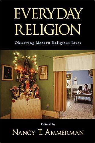 Everyday Religion: Observing Modern Religious Lives: Amazon ...