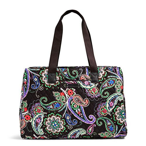 Vera Bradley Keep Charged Triple Travel Bag (Kiev Paisley) by Vera Bradley