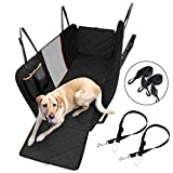 Best Dog Car Seats - Dog Car Seat Cover, TOPELEK Large Back Pet Review