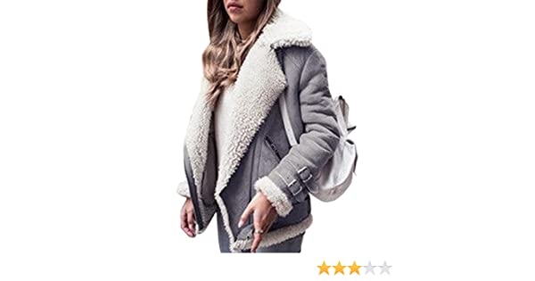 Fensajomon Mens Thermal Faux Fur Hoodie Plus Size Mid Length Quilted Jacket Parka Coat Outerwear