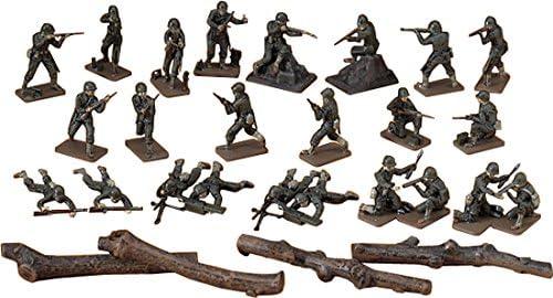 Infantry Combat Team 1//72 Scale HASEGAWA 31129 U.S