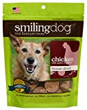 Herbsmith Smiling Dog Treats – Freeze Dried Raw Chicken – Grocery-Grade Fruits + Veggies – Gluten + Grain Free – Made In Usa – 2.5 Ounce Review