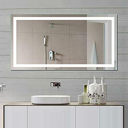 Charmant Paris Mirror Harmony Illuminated Bathroom Mirror