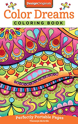 Color Dreams Coloring Book: Perfectly Portable Pages (On-The-Go! Coloring Book) ()