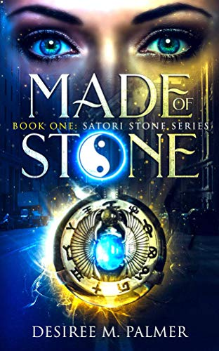 Made of Stone: Book One: Satori Stone Series by [Palmer, Desiree M.]