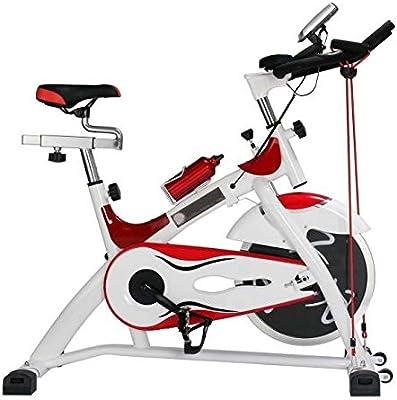 Gelusa Bicicleta de Spinning Mg 701-20 - 22 Kilos de Disco de ...