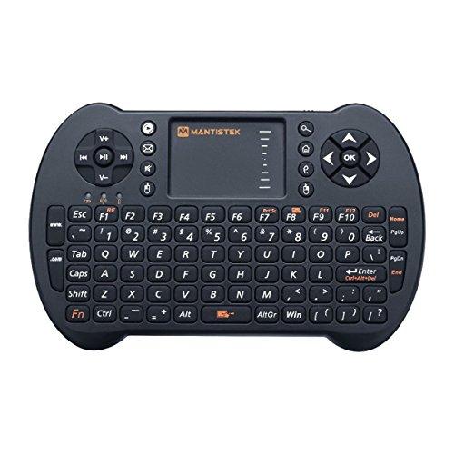 MANTISTEK Wireless Keyboard Gyroscope Compatible