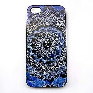 caso duro del patrón azteca para el iphone 4 / 4s