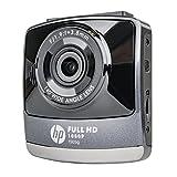 HP f505g Black/Grey HPf505g Dash Cam (Compact, Automobile DVR)