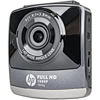 HP f505g Black/Grey HPf505g Dash Cam (Compact, Automobile DVR)