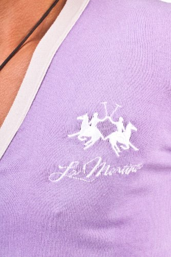 La Martina chandail lilas / Lilla C54