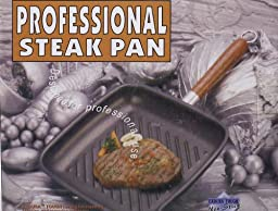 Professional Steak Pan with Exdura Tough Coating