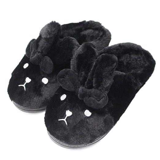 RenshenX Caliente Calienta Zapatillas Estar,Zapatillas de algodón ...