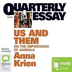Quarterly Essay 45: Us & Them