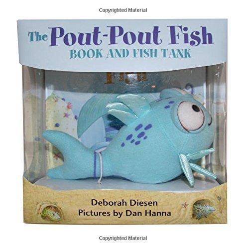 The Pout-Pout Fish Tank: A Book and Fish Set (A Pout-Pout Fish Adventure) by Deborah Diesen (2014-10-07)