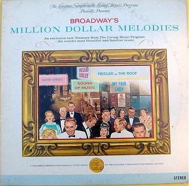 Broadway's Million Dollar - Oliver People West