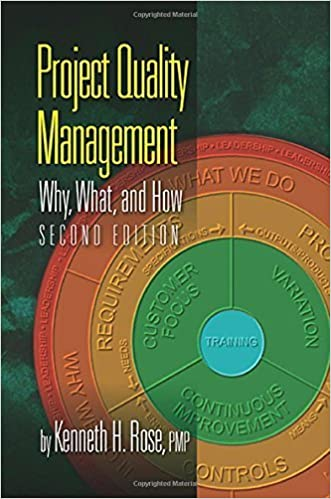 Project Quality Management: Why, What and How, Second Edition by Rose, Kenneth H. (2014)