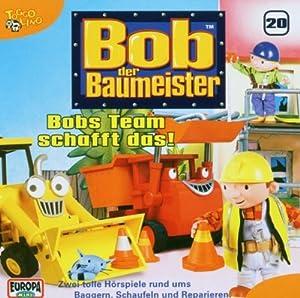 Bobs Team Schafft das! - Bob der Baumeister 20